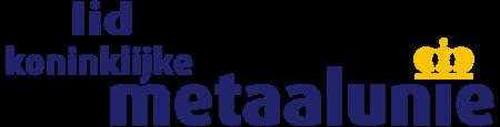 Metaalunie lid logo